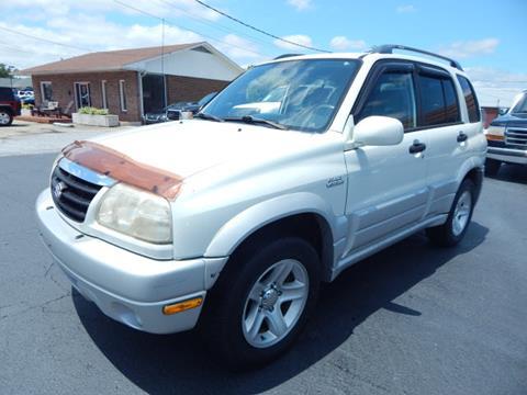 2003 Suzuki Grand Vitara for sale in Shelbyville, TN