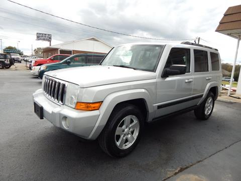 2008 Jeep Commander for sale in Shelbyville, TN
