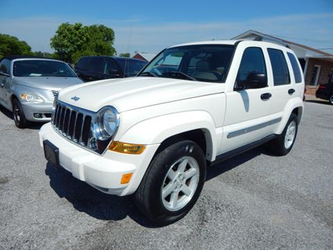 2005 Jeep Liberty for sale in Shelbyville, TN