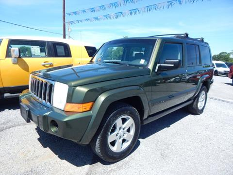 2007 Jeep Commander for sale in Shelbyville, TN