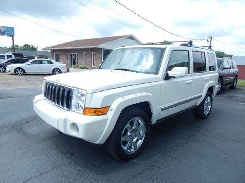 2010 Jeep Commander for sale in Shelbyville, TN
