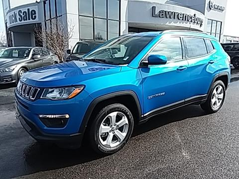 2018 Jeep Compass for sale in Lawrenceburg, KY