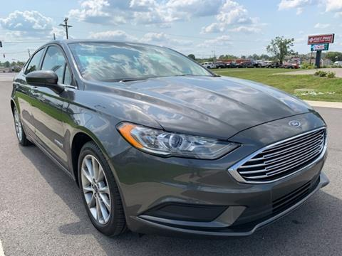 2017 Ford Fusion Hybrid for sale in Lawrenceburg, KY