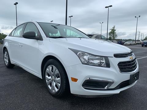 2015 Chevrolet Cruze for sale in Lawrenceburg, KY