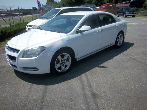 2008 Chevrolet Malibu for sale at Sanders Motor Company in Goldsboro NC