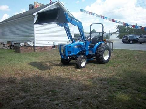 2021 LS TRACTOR MT 225e for sale at Sanders Motor Company in Goldsboro NC