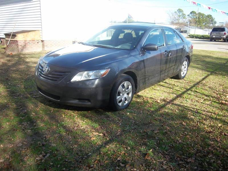 2007 Toyota Camry for sale at Sanders Motor Company in Goldsboro NC
