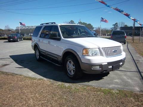 Used 2005 ford expedition for sale in north carolina for Liberty used motors clayton clayton nc