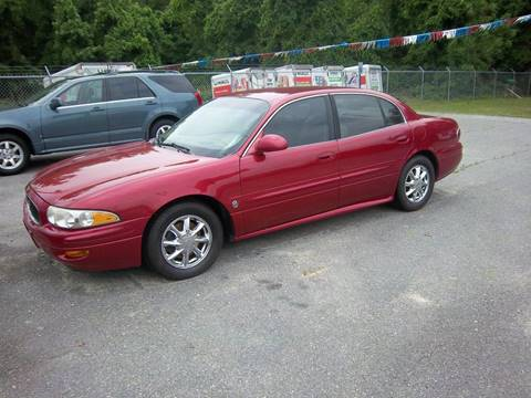 2004 Buick LeSabre for sale at Sanders Motor Company in Goldsboro NC