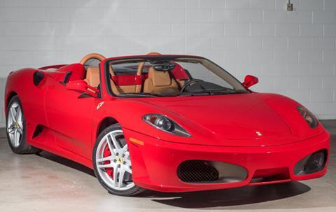 2008 Ferrari F430 Spider for sale in Birmingham, MI