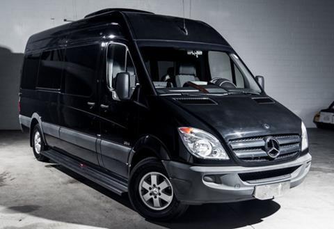 2012 Mercedes-Benz Sprinter for sale in Birmingham, MI