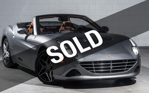 2015 Ferrari California T for sale in Birmingham, MI