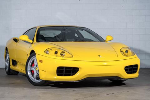 2003 Ferrari 360 Modena for sale in Birmingham, MI