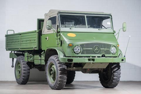 Used utility service trucks for sale in michigan for Mercedes benz birmingham mi