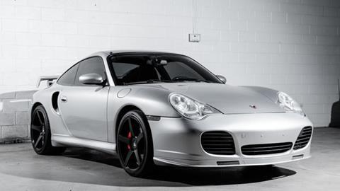 2002 Porsche 911 for sale in Birmingham, MI