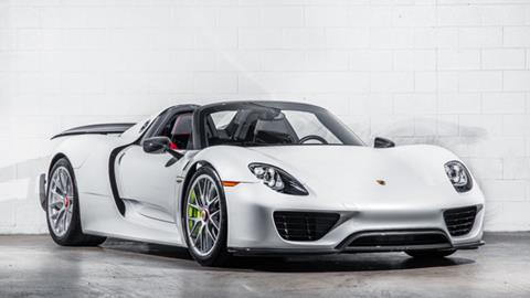 2015 Porsche 918 Spyder for sale in Birmingham, MI