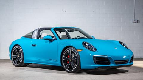 2017 Porsche 911 for sale in Birmingham, MI