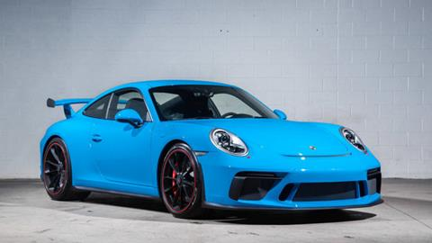 2018 Porsche 911 for sale in Birmingham, MI