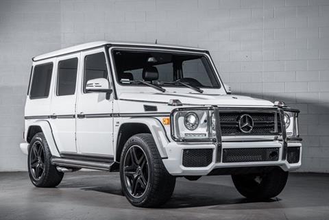 2014 Mercedes-Benz G-Class for sale in Birmingham, MI