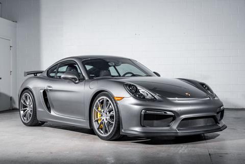 2016 Porsche Cayman for sale in Birmingham, MI