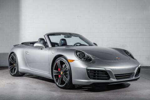 2018 Porsche 911 for sale in Birmingham, MI