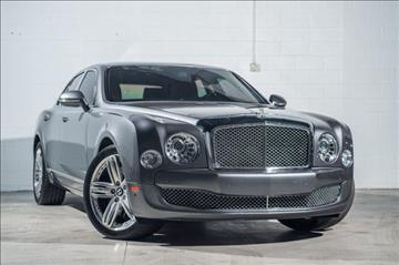 2012 Bentley Mulsanne for sale in Birmingham, MI