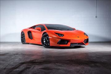 2013 Lamborghini Aventador for sale in Birmingham, MI