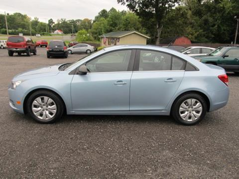 2012 Chevrolet Cruze for sale in Joelton, TN
