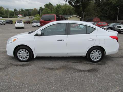 2013 Nissan Versa for sale in Joelton, TN