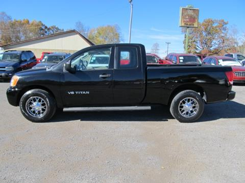 2009 Nissan Titan for sale in Joelton, TN