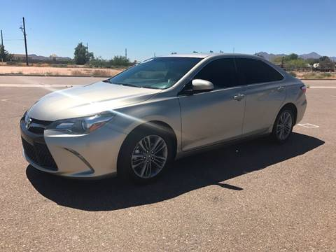 2016 Toyota Camry for sale in Maricopa, AZ