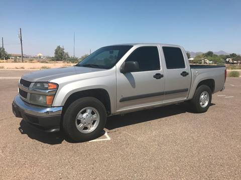 2007 Chevrolet Colorado for sale in Maricopa, AZ