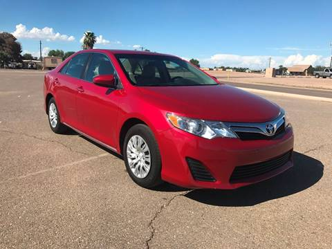 2014 Toyota Camry for sale in Maricopa, AZ