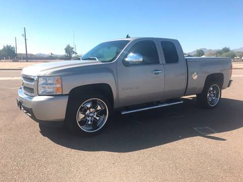 2007 Chevrolet Silverado 1500 for sale in Maricopa, AZ