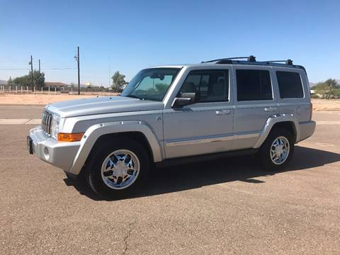2006 Jeep Commander for sale in Maricopa, AZ
