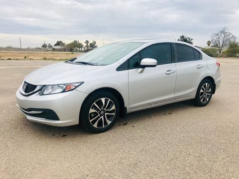 2015 Honda Civic for sale in Maricopa, AZ