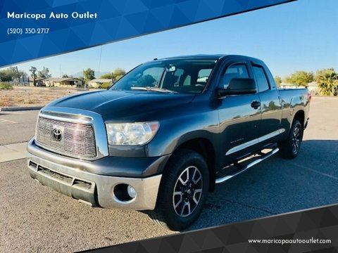 2011 Toyota Tundra for sale at Maricopa Auto Outlet in Maricopa AZ