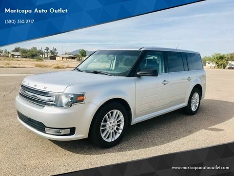2013 Ford Flex for sale at Maricopa Auto Outlet in Maricopa AZ