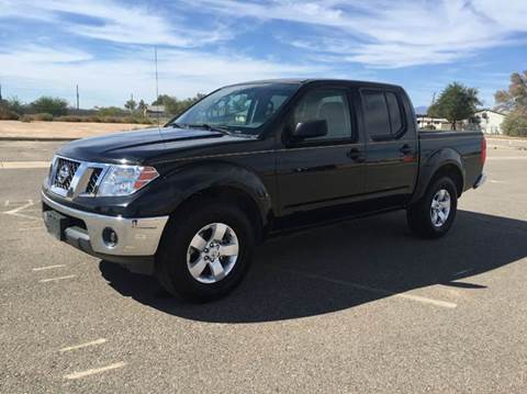 2010 Nissan Frontier for sale in Maricopa, AZ