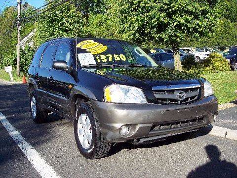 2004 Mazda Tribute for sale at Motor Pool Operations in Hainesport NJ