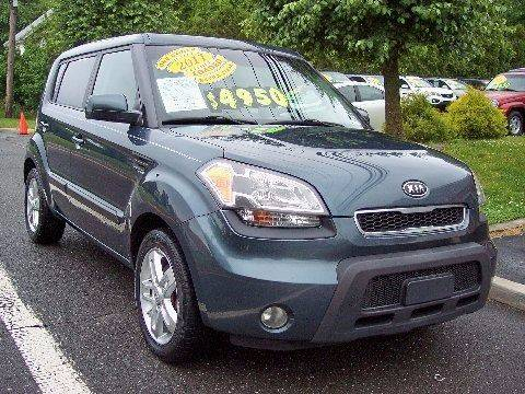 2011 Kia Soul for sale at Motor Pool Operations in Hainesport NJ