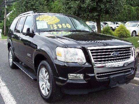 2007 Ford Explorer for sale at Motor Pool Operations in Hainesport NJ