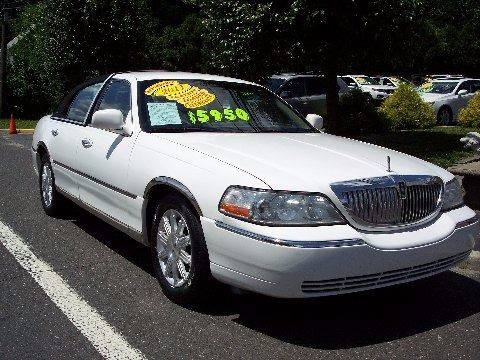 2011 Lincoln Town Car For Sale In Vineland Nj Carsforsale Com