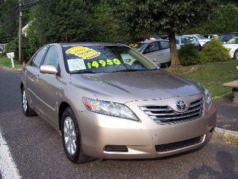 2007 Toyota Camry Hybrid for sale at Motor Pool Operations in Hainesport NJ