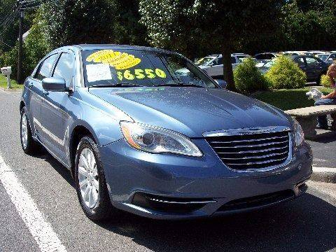 2011 Chrysler 200 for sale at Motor Pool Operations in Hainesport NJ