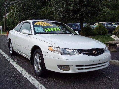 2000 Toyota Camry Solara for sale at Motor Pool Operations in Hainesport NJ