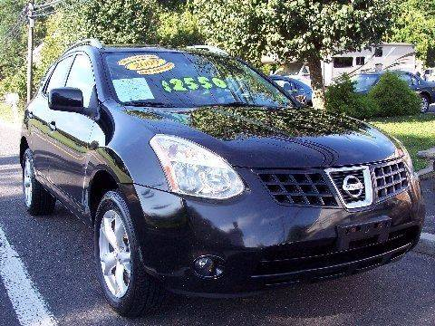 2009 Nissan Rogue for sale at Motor Pool Operations in Hainesport NJ