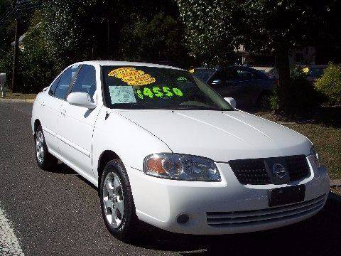2005 Nissan Sentra for sale at Motor Pool Operations in Hainesport NJ