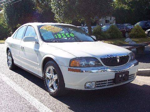 2002 Lincoln LS for sale at Motor Pool Operations in Hainesport NJ