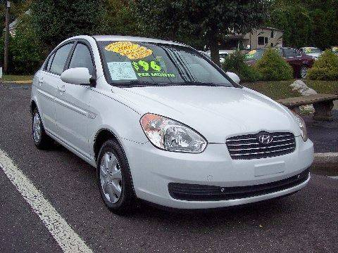2007 Hyundai Accent for sale at Motor Pool Operations in Hainesport NJ